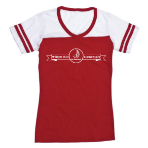 Girls Youth Jersey Tee