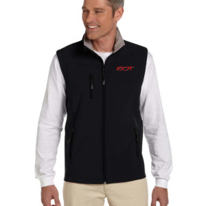 Men's Soft Shell Vest