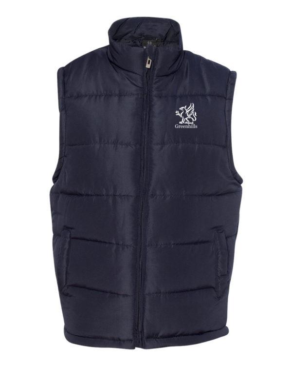 17. Unisex Puffer Vest