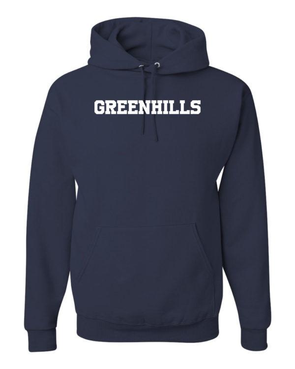 15. Unisex Hooded Sweatshirt