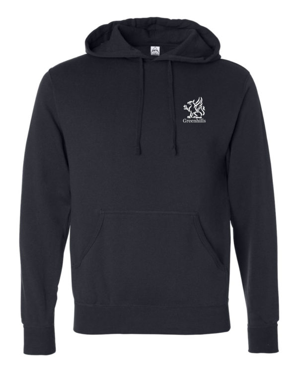 10. Premium Hooded Sweatshirt