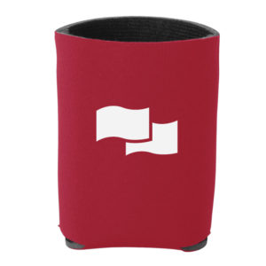 Britten Flags Drink Coozie