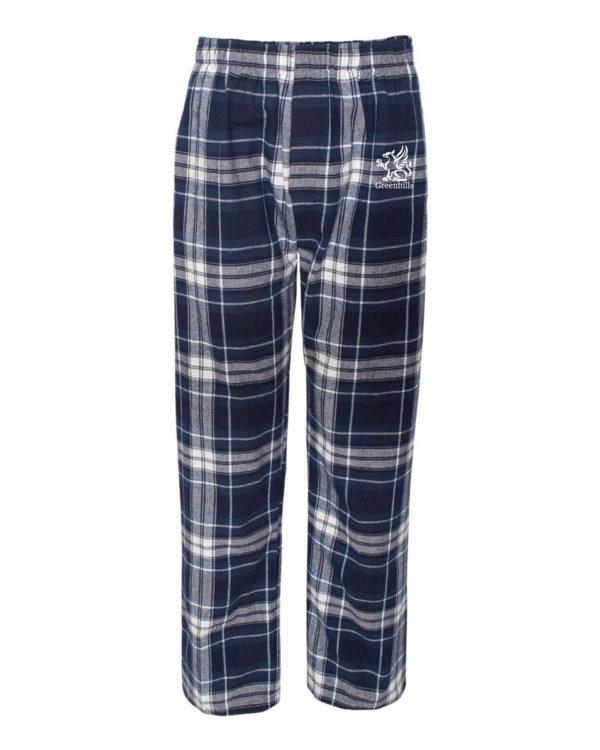 21. Unisex Flannel Pants