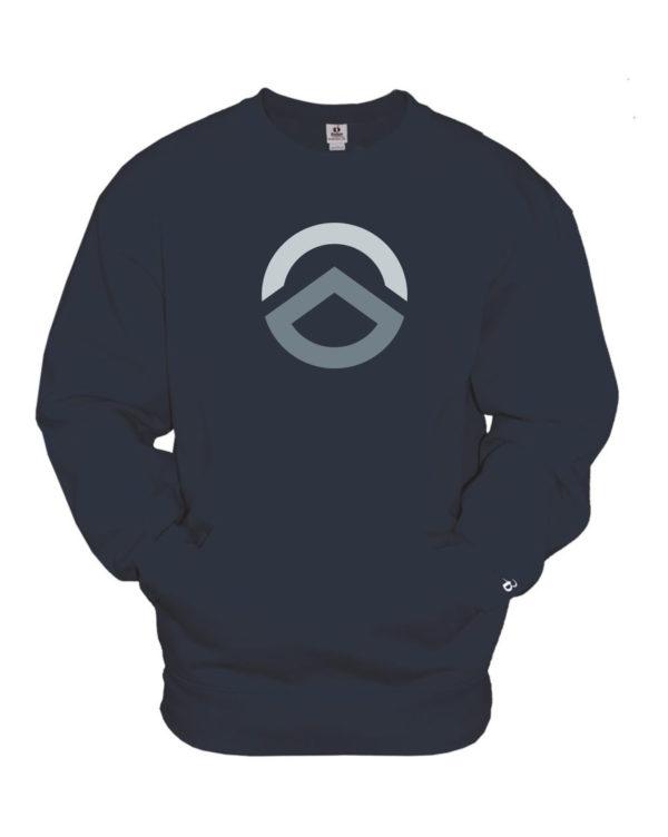 Unisex Pocket Crewneck Sweatshirt