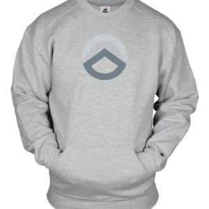 Unisex Pocket Crewneck Sweatshirt