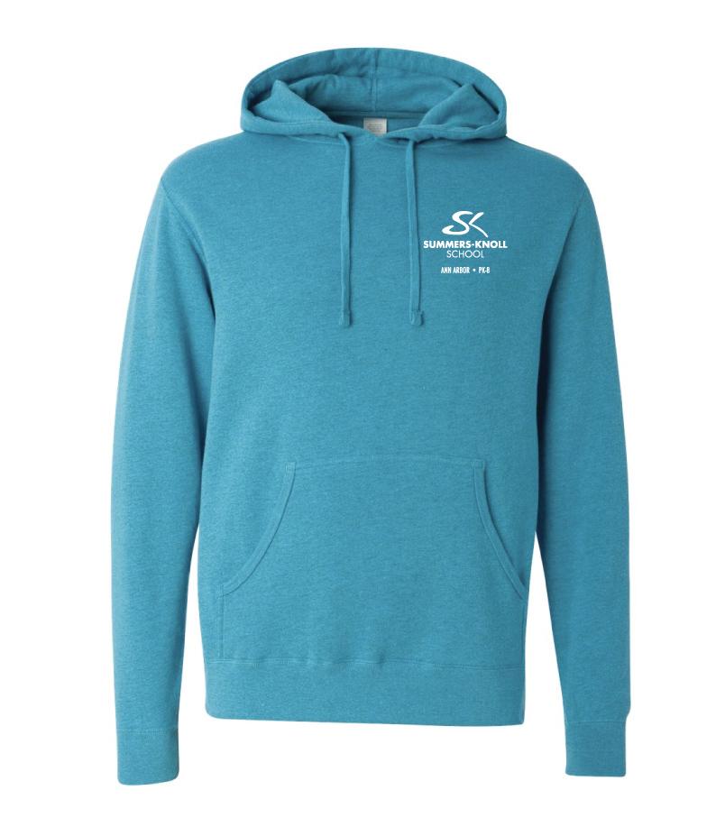 Adult Premium Hooded Sweatshirt